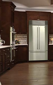 Signature Brownstone Kitchen Cabinets
