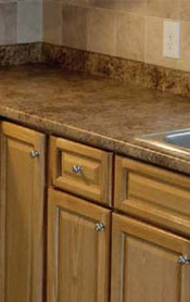 Country Oak Classic Kitchen Cabinets